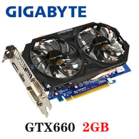 Gigabyte Graphics Card GTX 660 2GB - Shop For Gamers