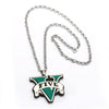 GTA5 Silicone Green Necklace - Shop For Gamers