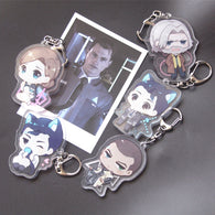 Detroit: Become Human Acrylic Keyring Keychain - Shop For Gamers