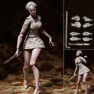Silent Hill 2 Game Nurse Action Figure - Shop For Gamers
