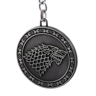 Song of Ice and Fire Stark Key Chain - Shop For Gamers