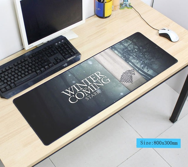 Game of Thrones Mouse Pad - Shop For Gamers
