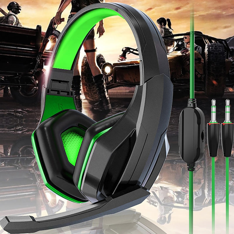 JKH633324 Gaming Headset - Shop For Gamers