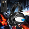 Dynamic Wired Gamer Headphones With Mic - Shop For Gamers