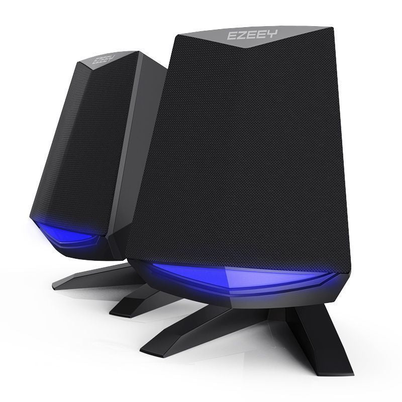 QearFun Full-Range Computer Speakers - Shop For Gamers