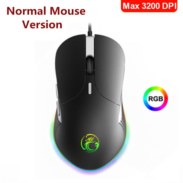 iMice X6 Wired Gaming Mouse - Shop For Gamers