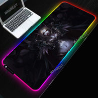 World of Warcraft RGB Mousepad - Shop For Gamers