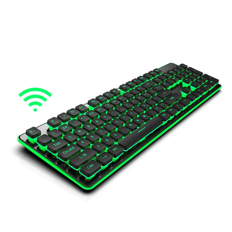 DARSHION 104 Keys Mini Keyboard - Shop For Gamers