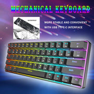 Gateron Switch RGB Game Mechanical Keyboard