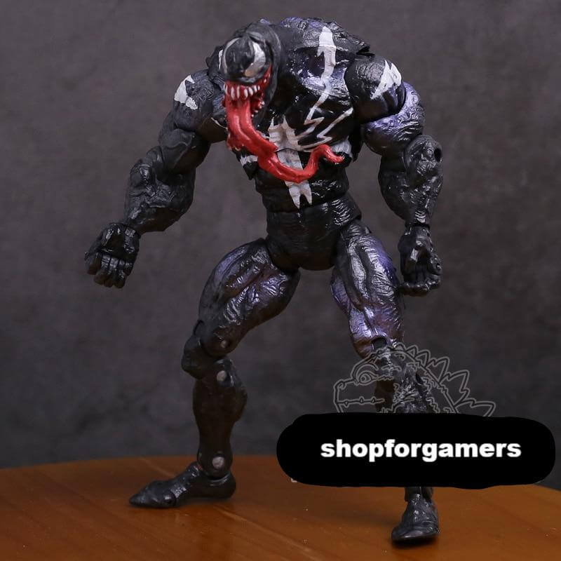 Genuine Original Venom PVC Action Figure - Shop For Gamers