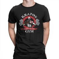God Of War Kratos Gym Man T-Shirt