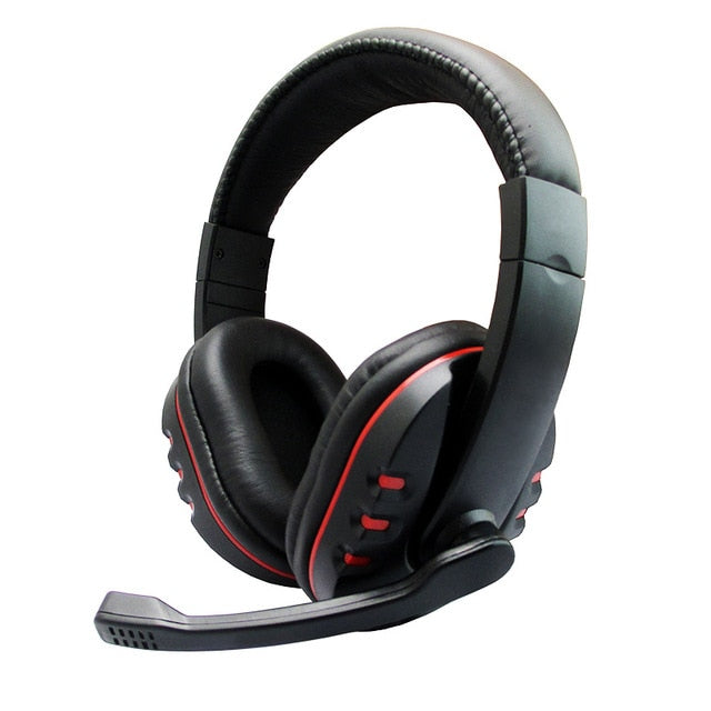 Stereo Deep Bass Gaming Headphones - Shop For Gamers