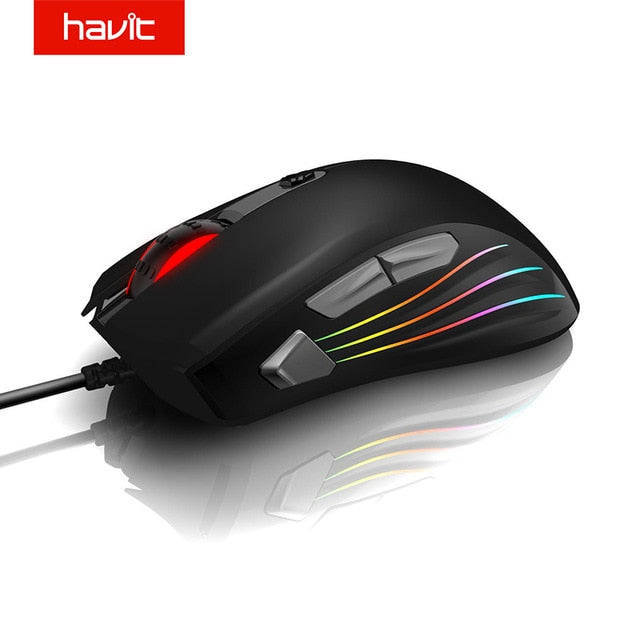 HAVIT HV-MS794 7200 DPI Gaming Mouse - Shop For Gamers