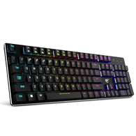 HAVIT HV-KB395L Ultra Low Axis Mechanical Keyboard - Shop For Gamers