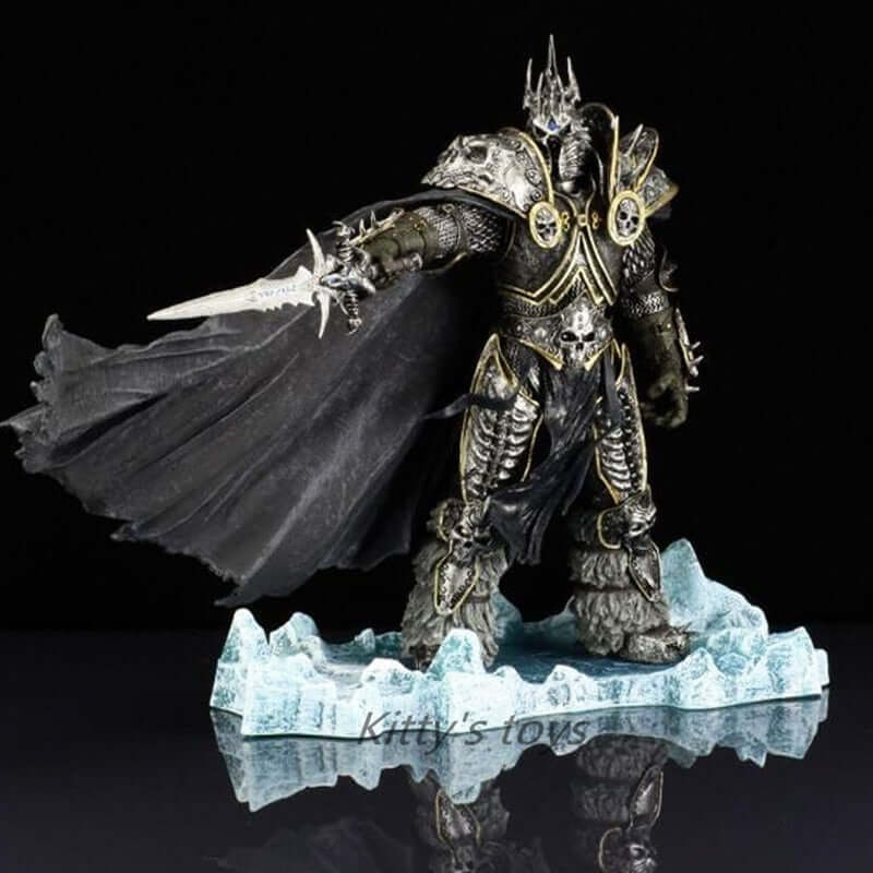 WOW DC7 Fall Of The Lich King Arthas Action Figure - Shop For Gamers