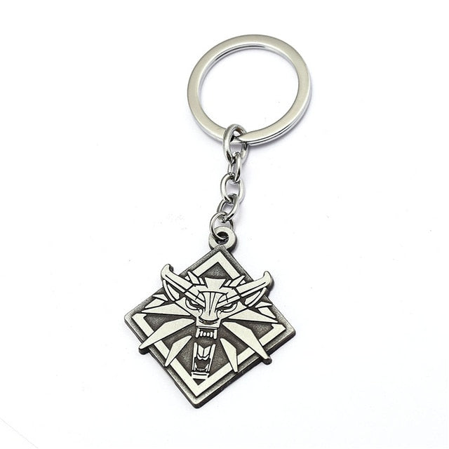 The Witcher 3 Keychain - Shop For Gamers