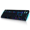 Ajazz AK45 111 Keys USB3.0 Mechanical Keyboard - Shop For Gamers