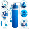 Outdoors Collapsible Water Bottle - Shop For Gamers