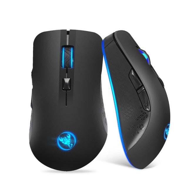 HXSJ M20 2400 DPI 2.4GHz Wireless Gaming Mouse - Shop For Gamers