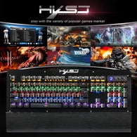 HXSJ 2600 Mechanical Gaming Keyboard - Shop For Gamers