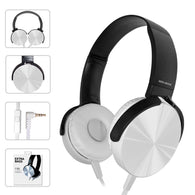 T-450 Metal Texture Gaming Headphones - Shop For Gamers