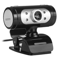 High Definition 1280*720 720p Pixel 4 LED HD Webcam - Shop For Gamers