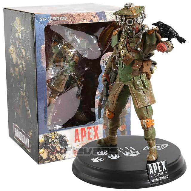 Apex legends Wraith & Bloodhound Action Figure - Shop For Gamers