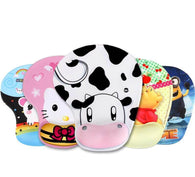 Cartoon Comfy Wrist Mouse Pad - Shop For Gamers