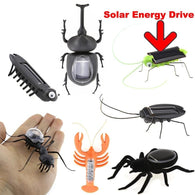 Solar Power Energy Insect Robot Toys - Shop For Gamers