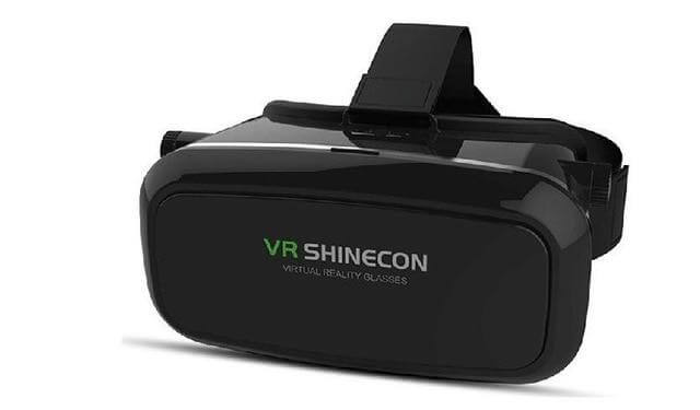 Shinecon Bluetooth Virtual Reality 3D Glasses Headset - Shop For Gamers