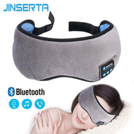 Bluetooth Sleeping Eye Mask Headset - Shop For Gamers
