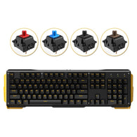 James Donkey 619 Gaming Keyboard - Shop For Gamers