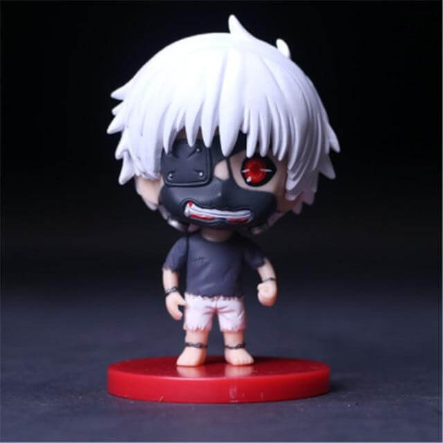Anime Tokyo Ghoul PVC Action Figures - Shop For Gamers