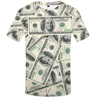 Money 3D Printed T-Shirt