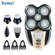 5 in 1 Multifunction Washable Rechargeable Shaving Machine