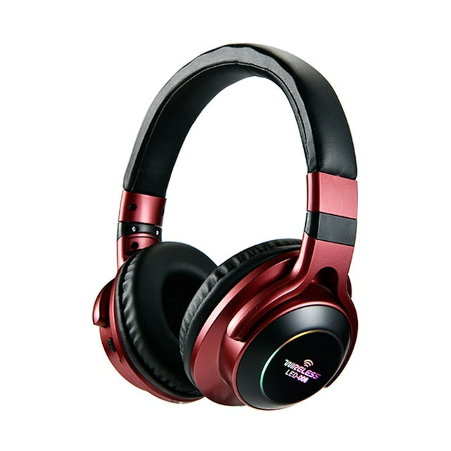 HANXI LED-008 LED Headphones - Shop For Gamers