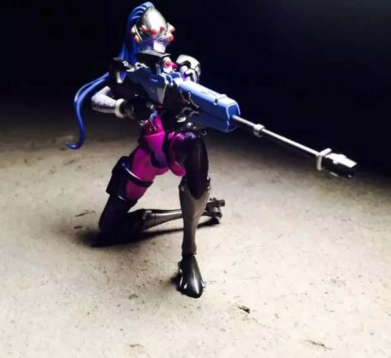 Widowmaker Action Figure - Shop For Gamers
