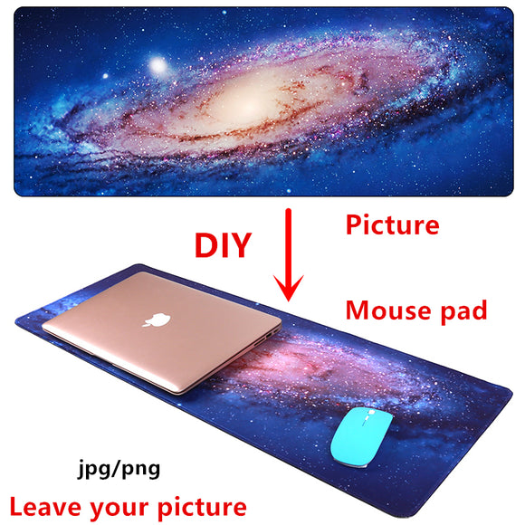 Large Sizes Diy Custom Mouse Pad - Shop For Gamers