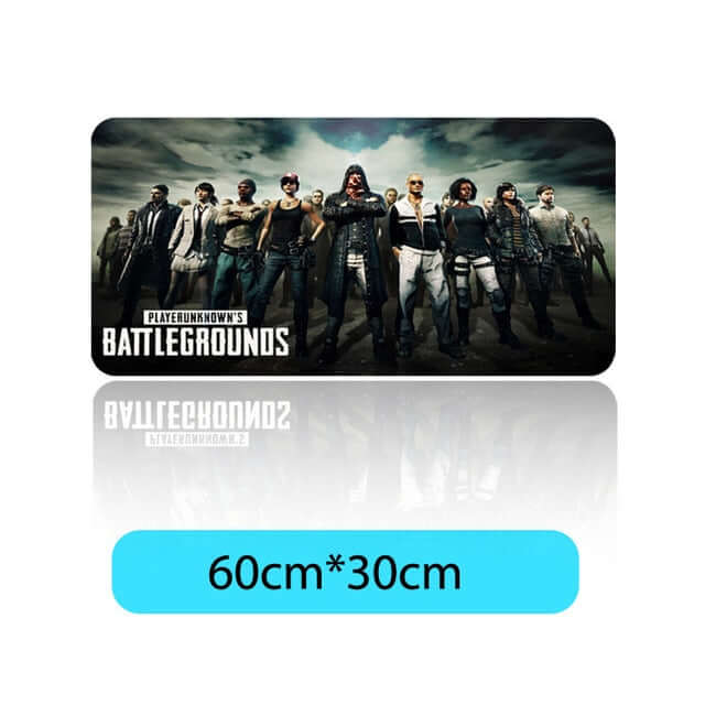 PUBG Game Mouse Pad - Shop For Gamers