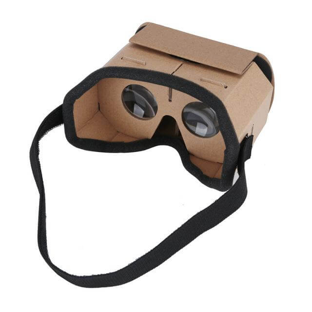Light Castle Google Cardboard VR Glasses - Shop For Gamers