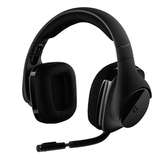 Logitech G533 Wireless Gaming Headset - Shop For Gamers