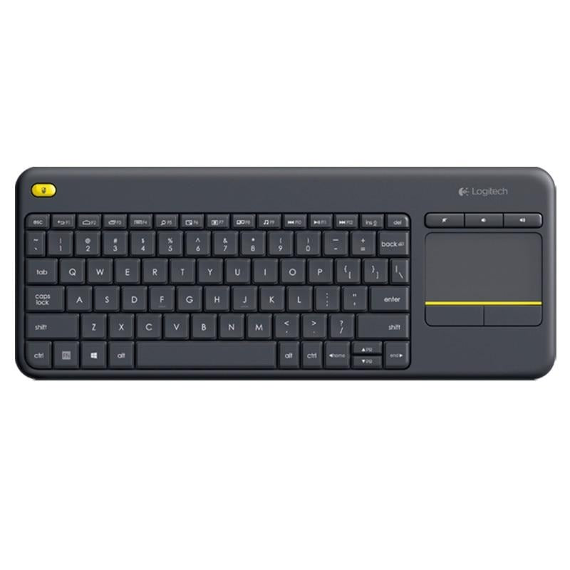 Logitech K400 Wireless Touch Keyboard - Shop For Gamers