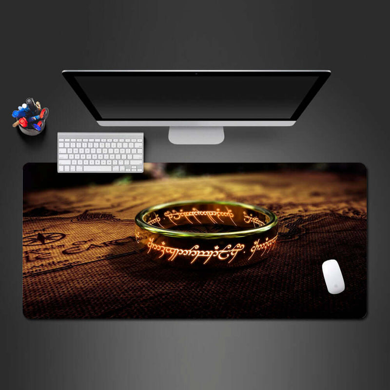 Lord Of The Rings Movie Mouse Pad - Shop For Gamers