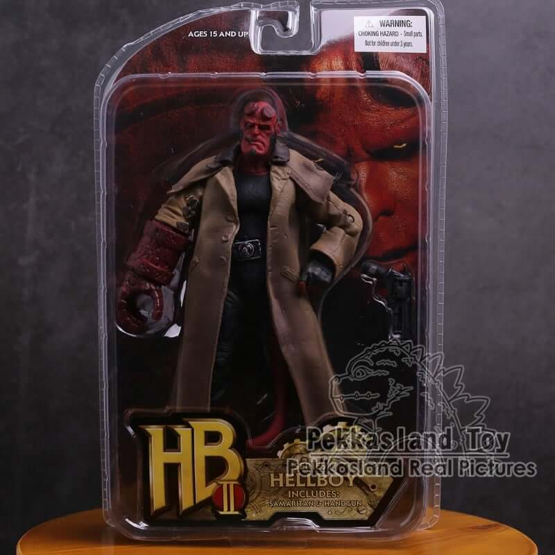 Hellboy PVC Action Figure - Shop For Gamers