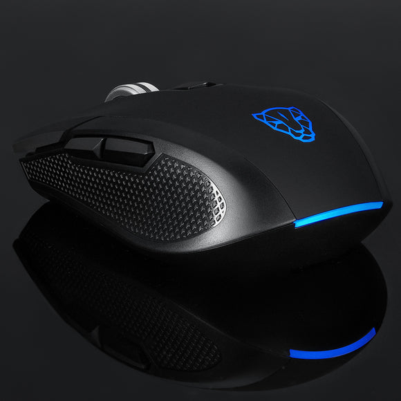 MOTOSPEED BG50 2.4GHz / Bluetooth Dual Mode Wireless Mouse - Shop For Gamers