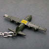 PUBG Jewelry Aircraft Airplane Shape Key Chain - Shop For Gamers