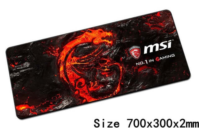 MSI Mouse Pad - Shop For Gamers