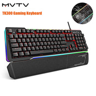 MVTV TK300 IPX8 Waterproof Mechanical Keyboard