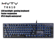 MVTV TK610 Wired Mechanical Gaming Keyboard