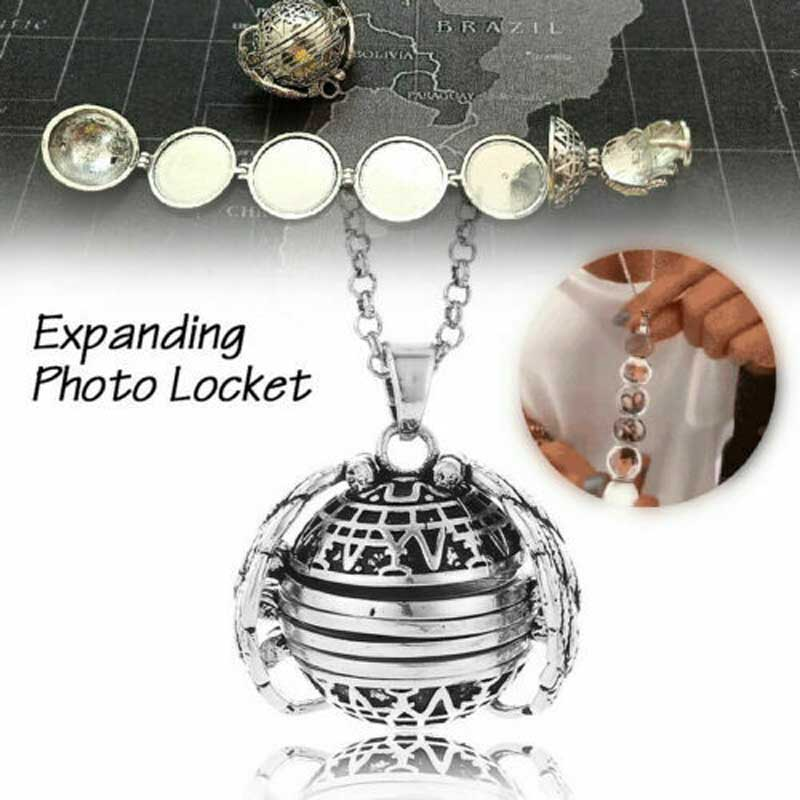 Expanding Photo Locket - Shop For Gamers